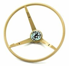 Mustang Steering Wheel Standard Colored 1966 Parchment