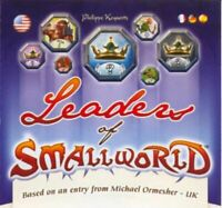 Leaders of Small World Mini Expansion for Smallworld Board Game NEW & SEALED