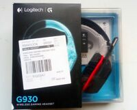 Logitech G930 Wireless Gaming Headset for PC & PS4 - Red! Free Post!!