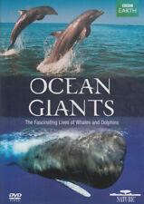 Ocean Giants (BBC Earth) New DVD