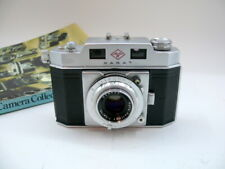 Agfa Karat folding camera . In need of service or use for display.