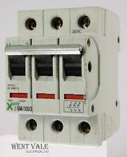 Moeller x Pole-Z-SM-100/3 - 100 A TRIPLO POLE SWITCH disconnecter USATO