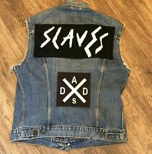 Levi Strauss & Co 70500 04 Customised Denim Vintage Jacket Vest Trucker X Large