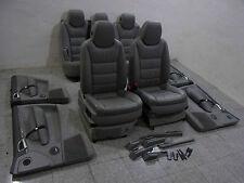 Original Porsche Cayenne 955 / 957 Leder Sitze/Lederausstattung grau