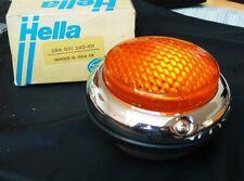 Neues AngebotHella Einbau Blinkleuchte NOS BL 121-2 Gelb CR  - E1 22786  90 mm Lichtaustritt