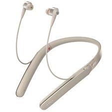 2017 NEW SONY Wireless Noise Canceling Earphone Champagne Gold WI-1000X N