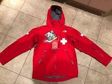 MENS THE NORTH FACE POWDER PATROL RED SNOWBOARD SKI JACKET GORE-TEX MEDIUM $649