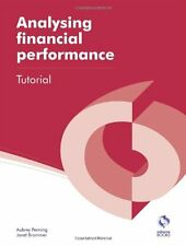 Analysing Financial Performance Tutorial (AAT Accounting - Level 4 Diploma in ,