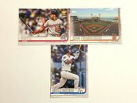 2019 Topps Series 1 & 2 Base & Rookies RC Pick Your Card! Free Combined S/H