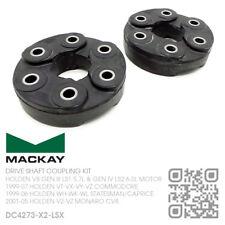 MACKAY DRIVE SHAFT COUPLING SET V8 LS1 & LS2 [HOLDEN WH-WK-WL STATESMAN-CAPRICE]
