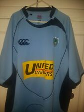 Authentic Team Replica United Carriers Rugby Hansen Shirt