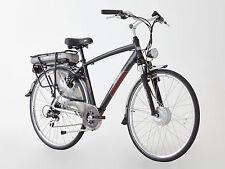 GREENWAY Electric City bike 700C,Samsung cell Li-ion battery,8FUN front motor.