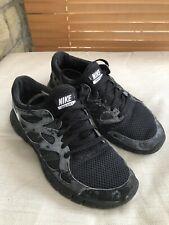 Nike Free Run +2 Black & Grey Woman Girls mens/boys lightweight trainers size 6
