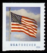 #5054a U.S. Flag-Booklet Single, Mint **ANY 4=FREE SHIPPING**