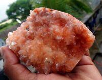 heulandite mineral Specimen # Act- new-le-1