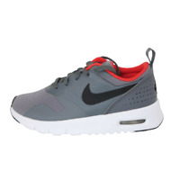 Nike 844104 009 Air Max Tavas Little Kids Shoes Grey Black Wht Mesh Sneakers DS