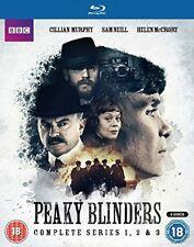 Peaky Blinders Series 1 to 3 Blu-ray UK BLURAY