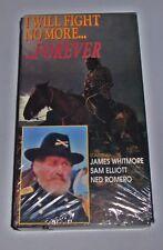 I Will Fight No More Forever VHS Sam Elliot James Whitmore