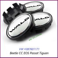 4x 66mm Volkswagen Felgendeckel Nabendeckel VW  für Beetle,CC,EOS Passat, Tiguan