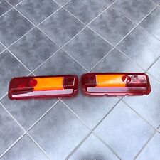 TOYOTA CROWN MS50 Tail Light Rear Lamp Cover Lens LH+RH Genuine Parts NOS JAPAN