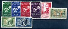 TUNISIE 1947 Yvert 320-327 ** POSTFRISCH 13€(F1562