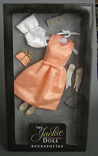 FRANKLIN MINT - JACKIE KENNEDY PEACH INDIA VISIT OUTFIT - NRFB
