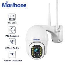 Marlboze 1080P outdoor wifi PTZ IP 2MP outdoor security waterproof cctv camera