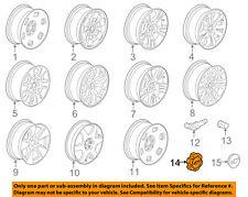 GM OEM-Wheel Center Cap Hub Cover 94775685