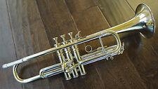Vintage Rare Courtois Balanced Trumpet - Nice Horn!