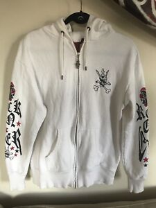 Amal Guessous Kings Hearth Tattooing Hoodie Size M