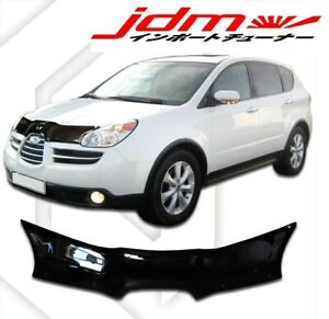 Subaru Tribeca B9 Hood Protection Guard Deflector Spoiler 2004-2008 Not Restyle