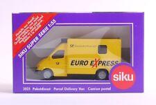 Siku 2021 Deutsche Post Paketdienst Parcel Delivery Van. Euro Express.  2021