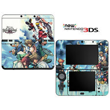 Vinyl Skin Decal Cover for Nintendo New 3DS - Kingdom Hearts 3D Dream Drop 1