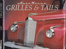 Auto Focus GRILLES & TAILS classic car nose fin whale chevy ford thunderbird
