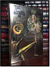Salvador Dali The Wines of Gala Brand New Sealed Deluxe Surrealist Art Hardback