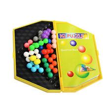 IQ-Pyramide Perlen Puzzle Früherziehung Lernspiel Kinder Pädagogik