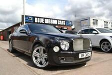 Bentley Mulsanne Cars