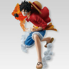ONE PIECE Attack Styling Flaming Three Brothers Luffy ACTION FIGURE NEW