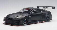 Autoart 1:18 Nissan GT-R Nismo GT3, matt black