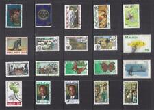 D398 Malawi  / A Small Collection of Early & Modern Used