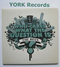 """BEES - Who Cares What The Question Is **GATEFOLD** - Ex Con 7"""" Single Virgin"""