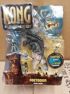 Kong: Foetodon Stink-Tooth Large Figure (2005) Playmates New King Kong