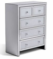 Modern 101cm-150cm 5 Chests of Drawers