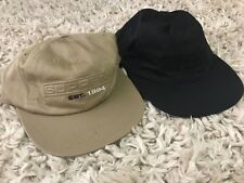 15%OFF COMBO 2x Black Tan Brand New Supreme Camp Cap SS18H98 SS18H106 100% AUTH