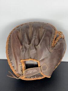 Vintage Bob O'Farrell Baseball Catchers Mitt Man Cave Decor Sports History