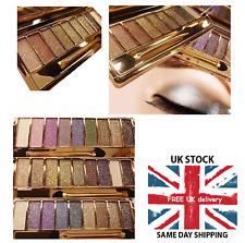 Diamond Eye Shadow Palette & Makeup Brush Professional 9 Colour Cosmetic Kits UK