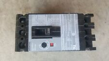 Siemens ED63A100 100 Amp 600v 3 Pole Motor Circuit Interrupter Breaker Switch