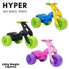 Hyper Big Wheel Kids Ride On Dune Buggy 3 Wheel Push Kick Trike Bike Toddler Toy