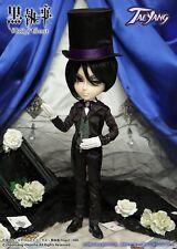 "DAMAGED Groove TaeYang Black Butler Sebastian Doll 14""/36cm T-250 US Seller"