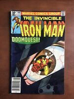 Iron Man #149 (1981) 7.5 VF Marvel Bronze Age Comic Book Newsstand Edition